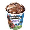 Ben & Jerry's Hooked on you