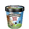 Ben & Jerry's Vanilla Pecan Blondie